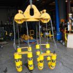 roller cradles