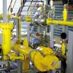 stazioni di riduzione, misura, odorizzazione e filtraggio gas