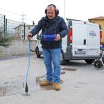 strumenti per ricerca perdite acqua e fughe gas