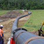 tubi in HDPE per condotte gas acqua